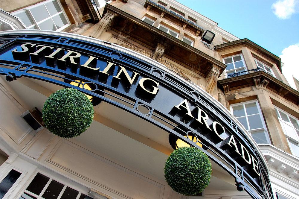 Kevin Moore  Stirling Arcade