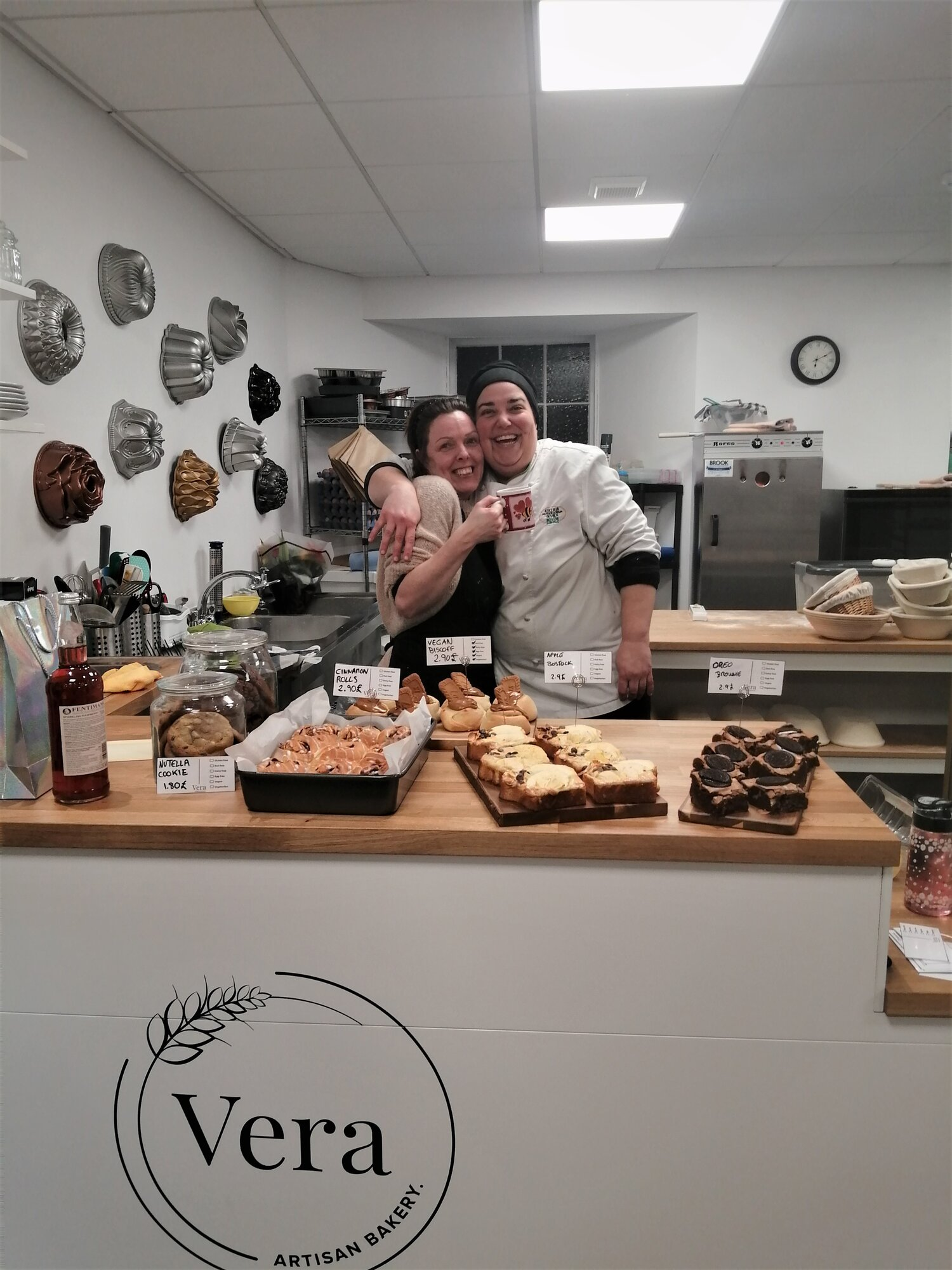 Stirling Welcomes Vera Artisan Bakery Go Forth Stirling