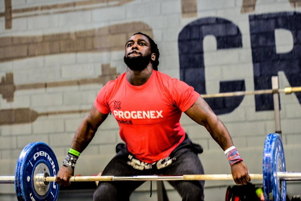 Kendrick Yahcob Farris, weightlifting (USA)