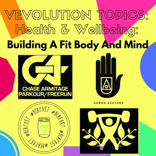 Vevolution Topics Health and Wellbeing