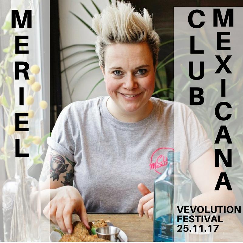 Meriel Armitage Club Mexicana