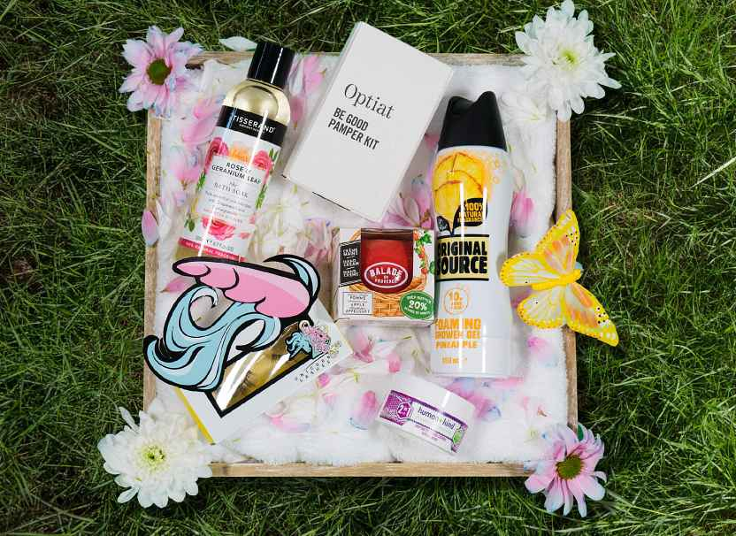The Vegan Kind Beauty Box