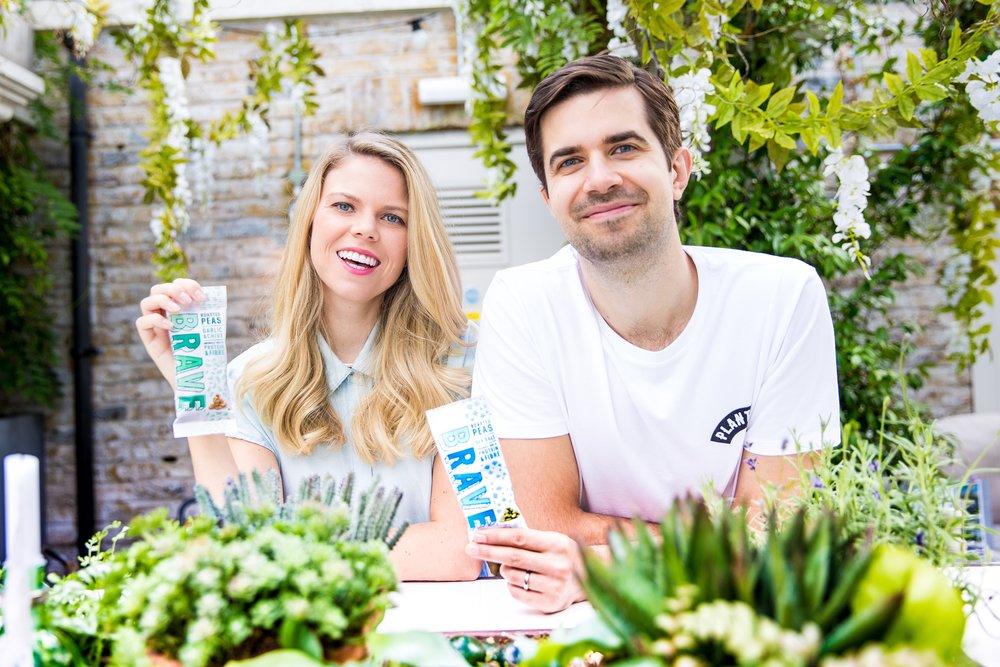 Amber Fraser + Seb Sokol, Founders of BRAVE