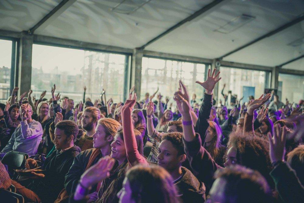 Where it all began Vevolution Festival 2016