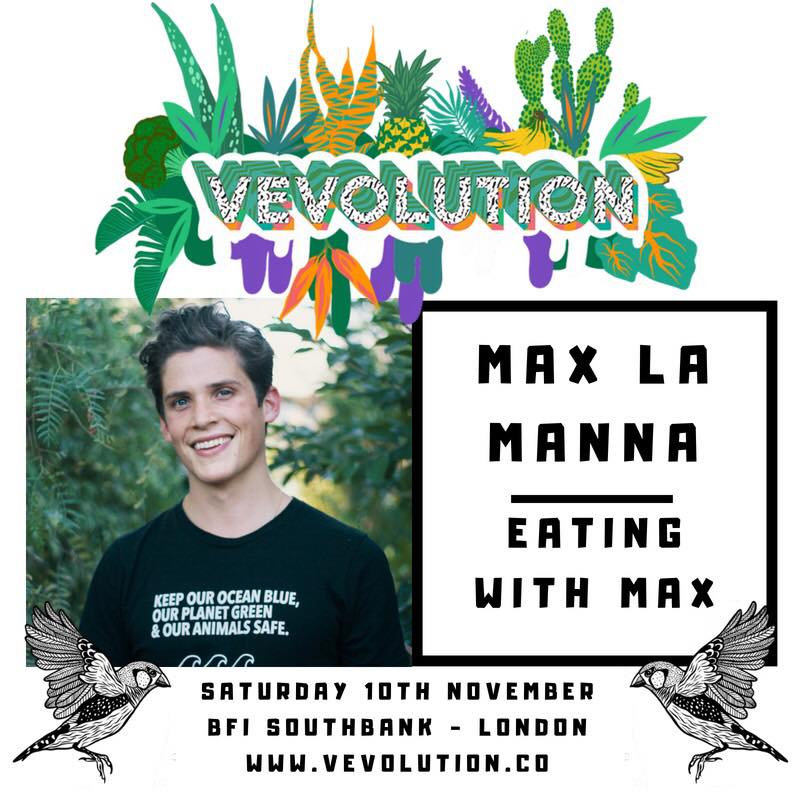 Max is a speaker at Vevolution Festival 2018