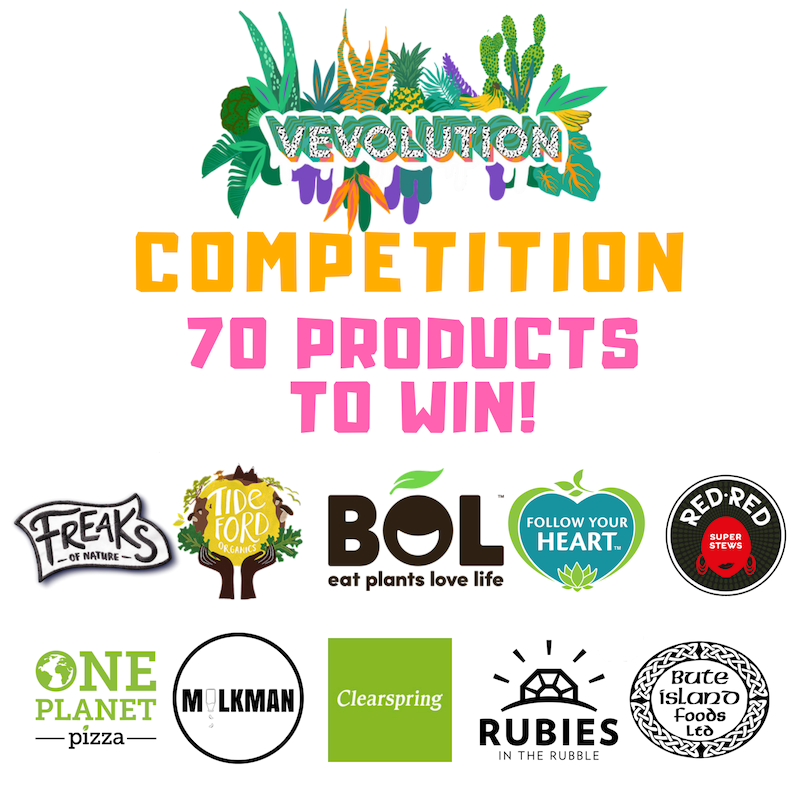 Win products from these Vevolution sponsors in the big Vevolution giveaway