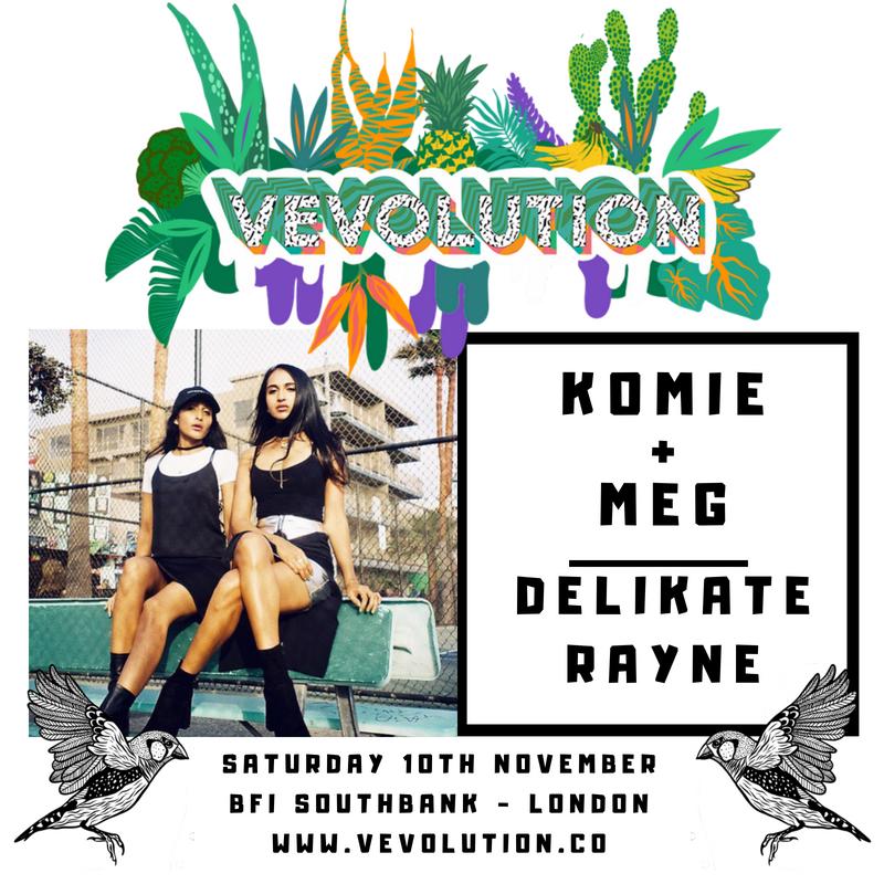Meg & Komie Vora are speakers at Vevolution Festival 2018