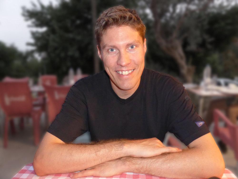 Måns Ullerstam founder of Kale United