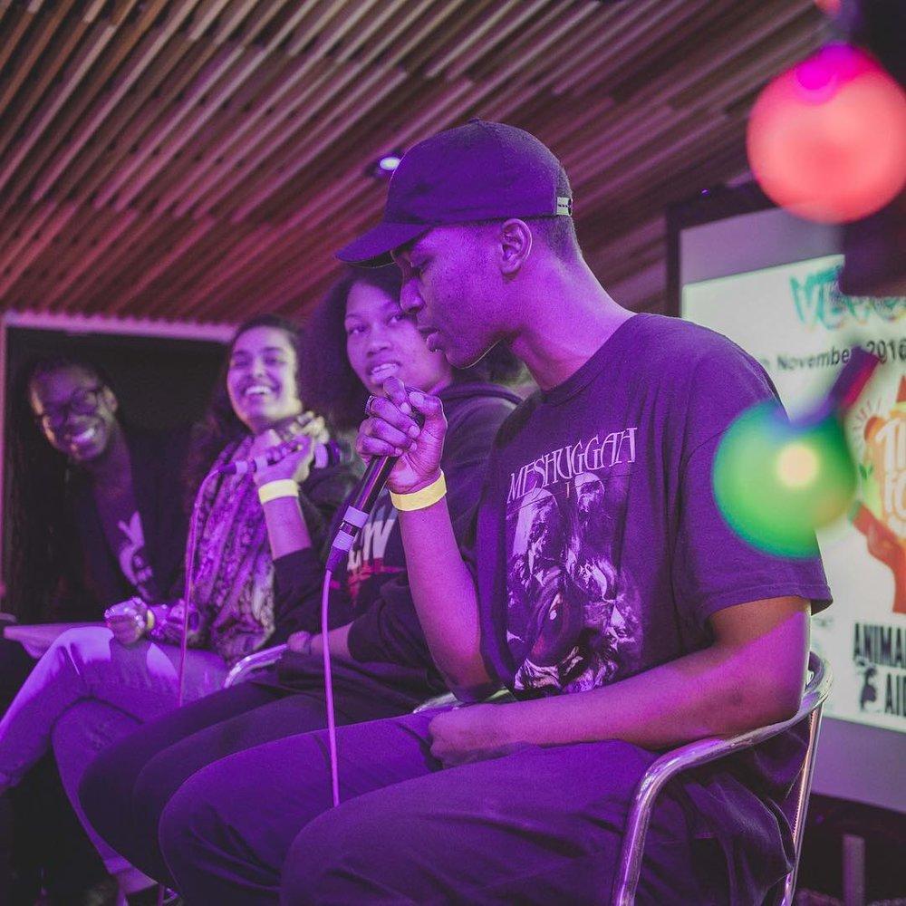 M.I.C at Vevolution Festival 2016
