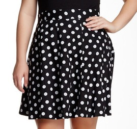 Amanda   Chelsea   Contemporary Polka Dot Skirt  Plus Size    Nordstrom Rack.jpeg
