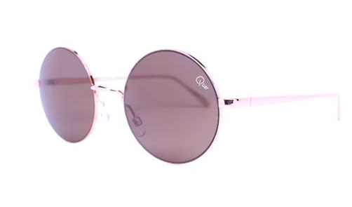 - Electric Dreams Rose Gold Brown by Quay   Sunglasses   Bags   Accessories   Topshop.png
