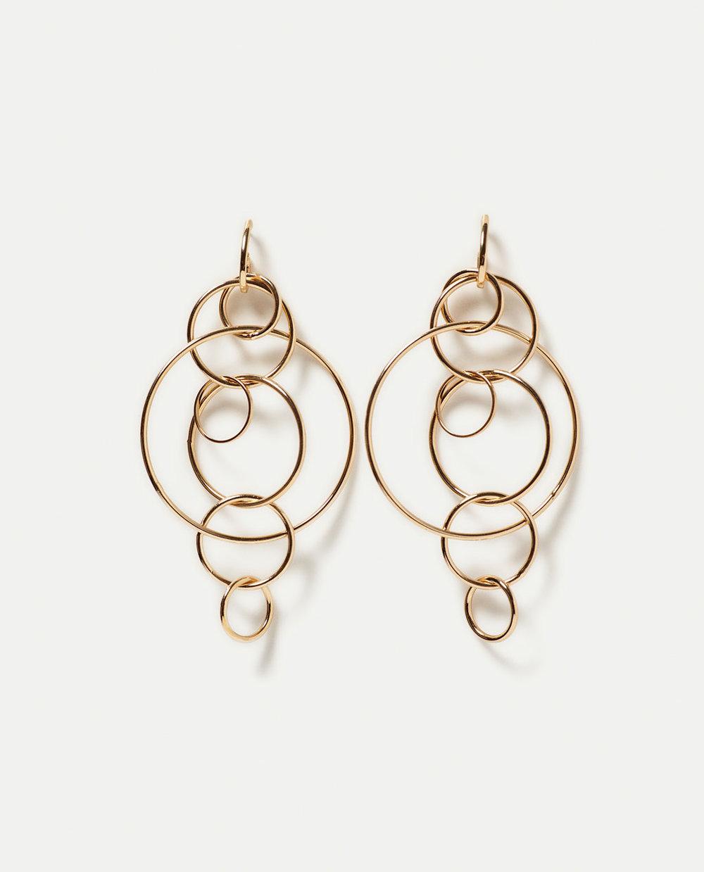 Zara Multi Hoop Earrings