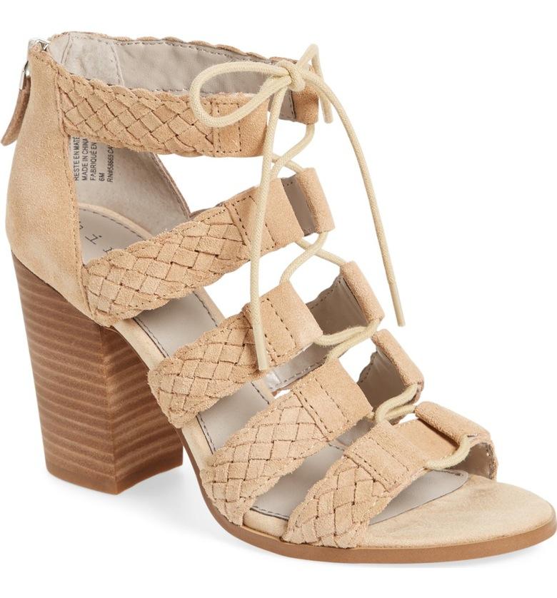 Hinge Desi Block Heel Sandal - Nordstrom