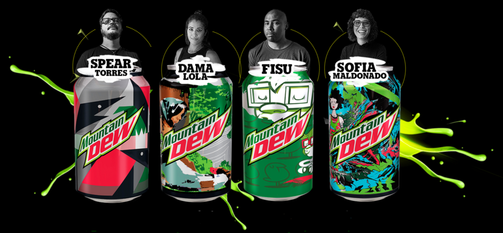 © Mountain Dew Puerto Rico