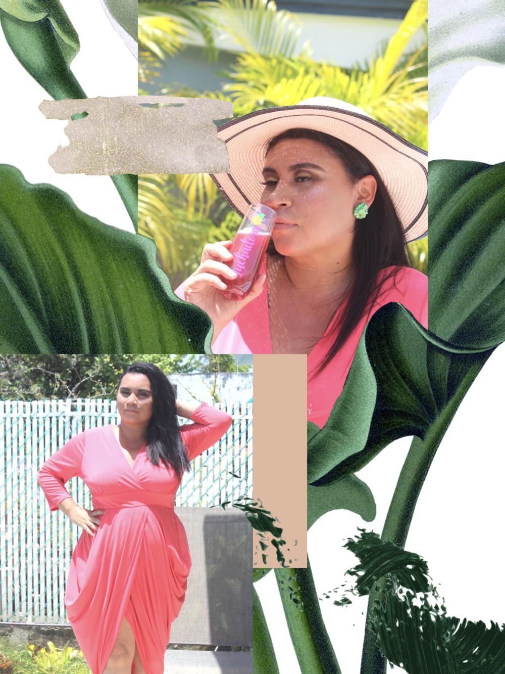 Melissa - Cuñada de Alana - Francisca + Boutique  |  Gleeful Designs | Soleo PR |  Kleüre Cosmetics |  Makeup by Beth