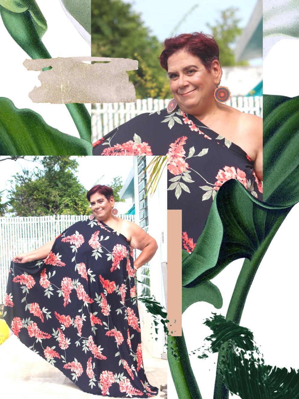 Audrey - Mamá de Alana - Francisca + Boutique |  Happiluk  | Kleüre Cosmetics |  Makeup by Beth