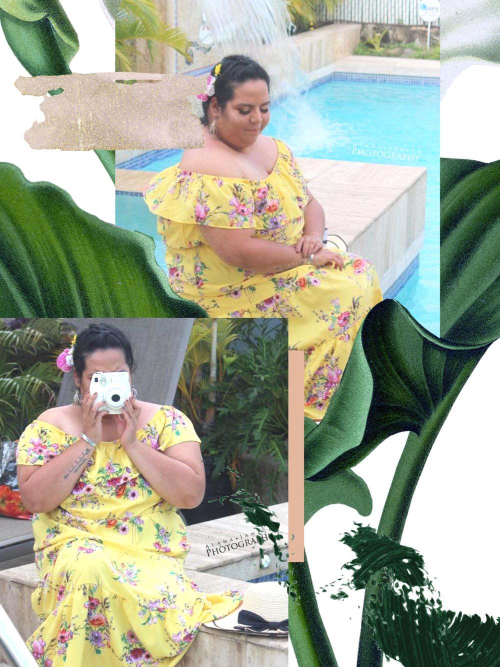 Alana - AJ Photography by Alana Janice - Francisca + Boutique  |  Gleeful Designs  |  Kleüre Cosmetics
