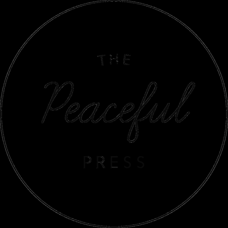 the peaceful press