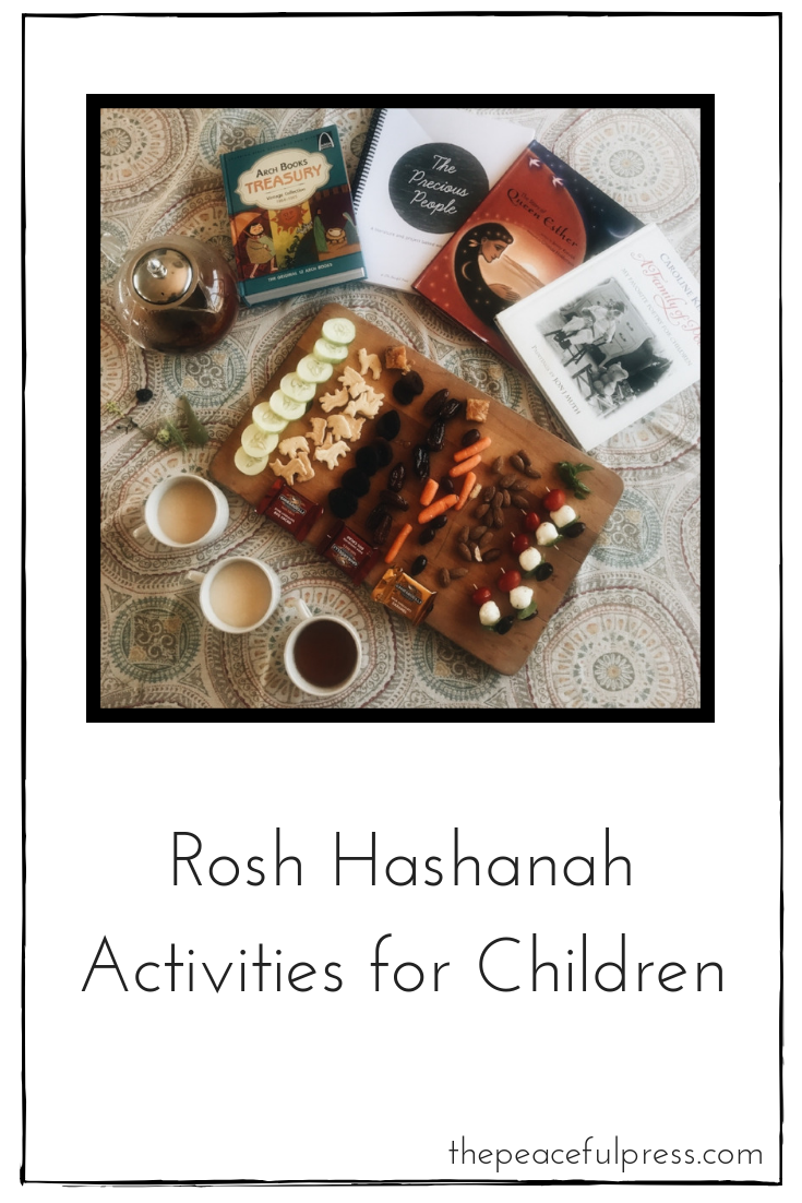 Rosh Hashanah Activities for Children