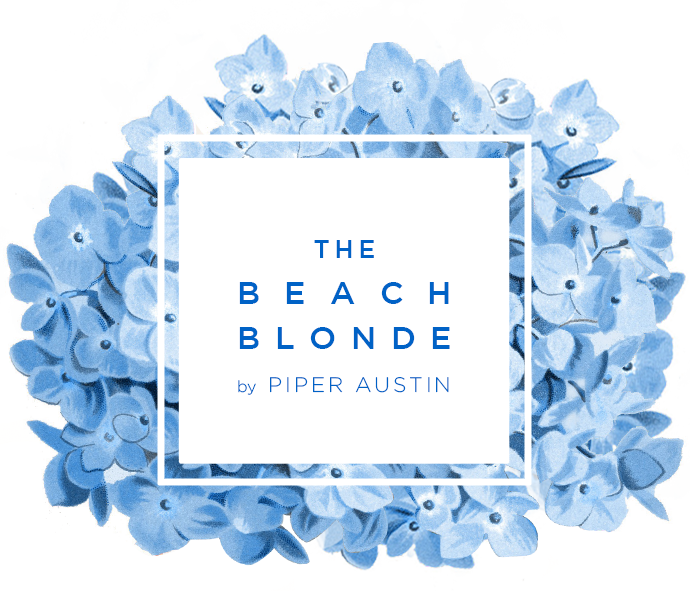 The Beach Blonde