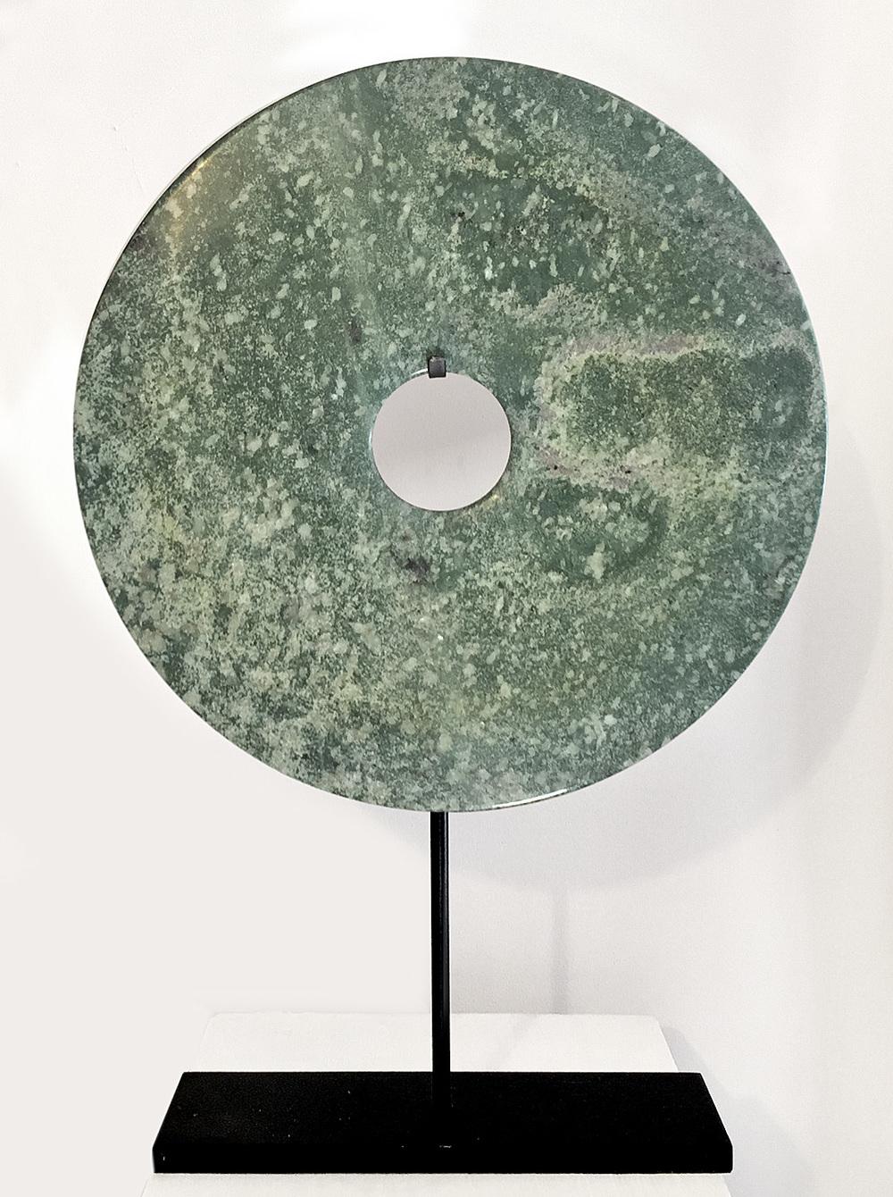 Circle II  Visesio Siasau, jade