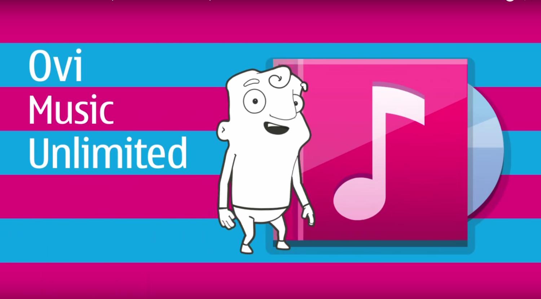 Nokia Ovi Music — Vadan Less