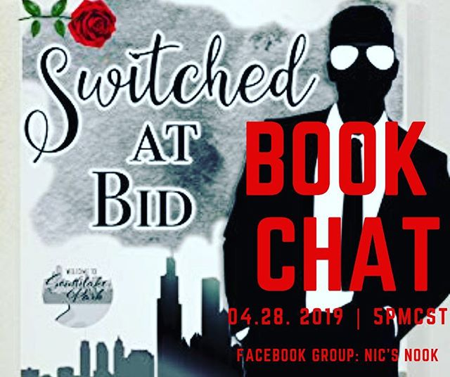 discussing my latest release in just under two weeks over on the book of faces in my readers group. If you're not a member, 🔗 in bio to join Nic's Nook. C'mon down. It's sure to be a good time. 💜