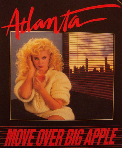 A mid-1980's advertising campaign for Atlanta that really went for it.