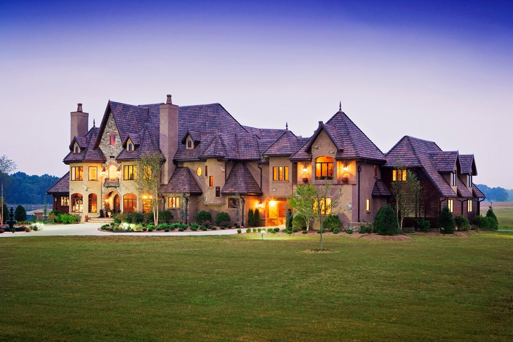 Champagne Manor<a href=champagne-manor>→</a><strong>French Countryside Manor</strong>