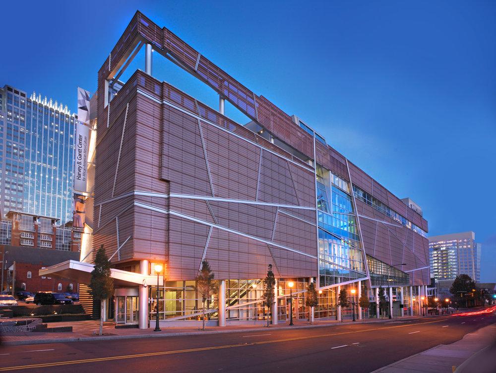 Harvey Gantt Center|Preferred Modern less-than-50 50-100 100-250 0-10mi