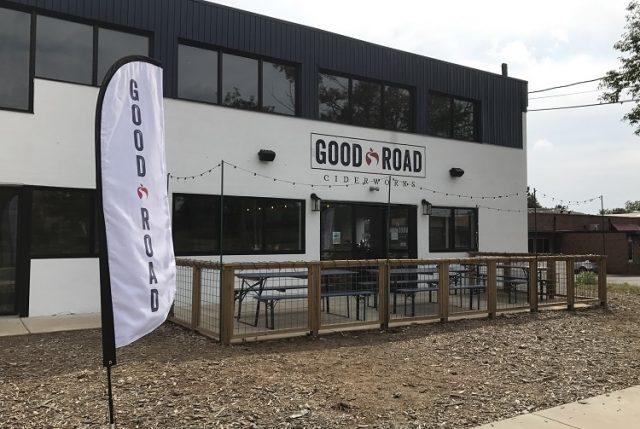 GoodRoad CiderWorks|Preferred Unique 0-10mi 100-250