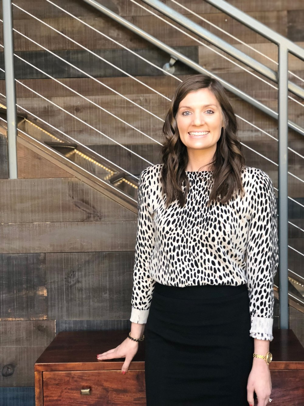 Ginny Reed, Account Executive