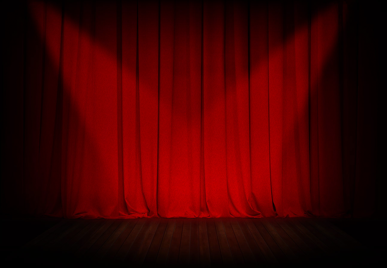 Red stage curtain with lights - Empty Stage Curtains With Lights Empty Stage Curtains With Lights Red Stage Curtains With Lights