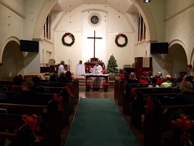 Christmas Mass 2016 St. Giles 1.JPG