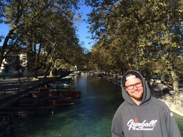 Exploring Annecy!