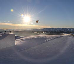Early Morning Sunsrise Shoot, Cardrona