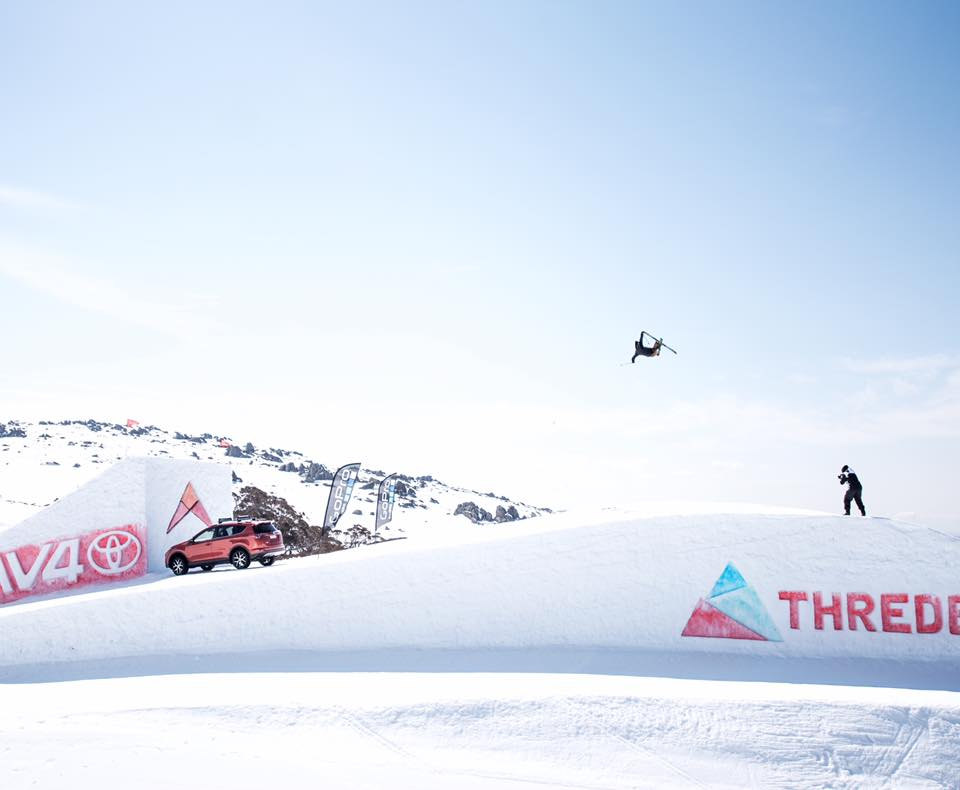 Hopefully Ill get to hit this thing next year! This is a shot from last year photo by Rachel Bock