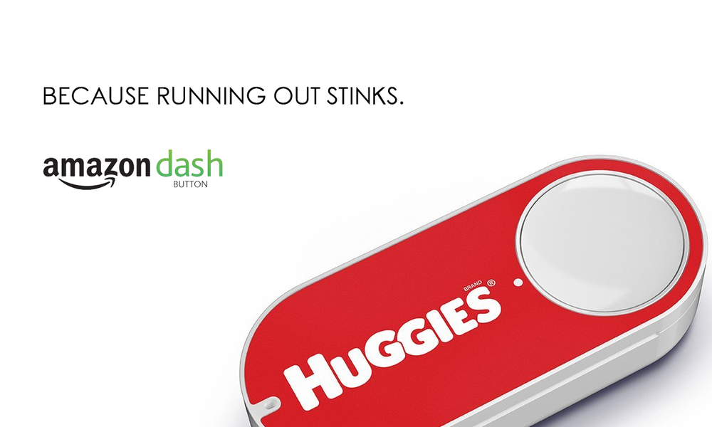 Amazon Dash Button.