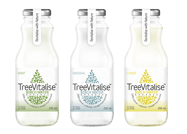 TreeVitalise is available in Original, Mint and Lemon infusions.