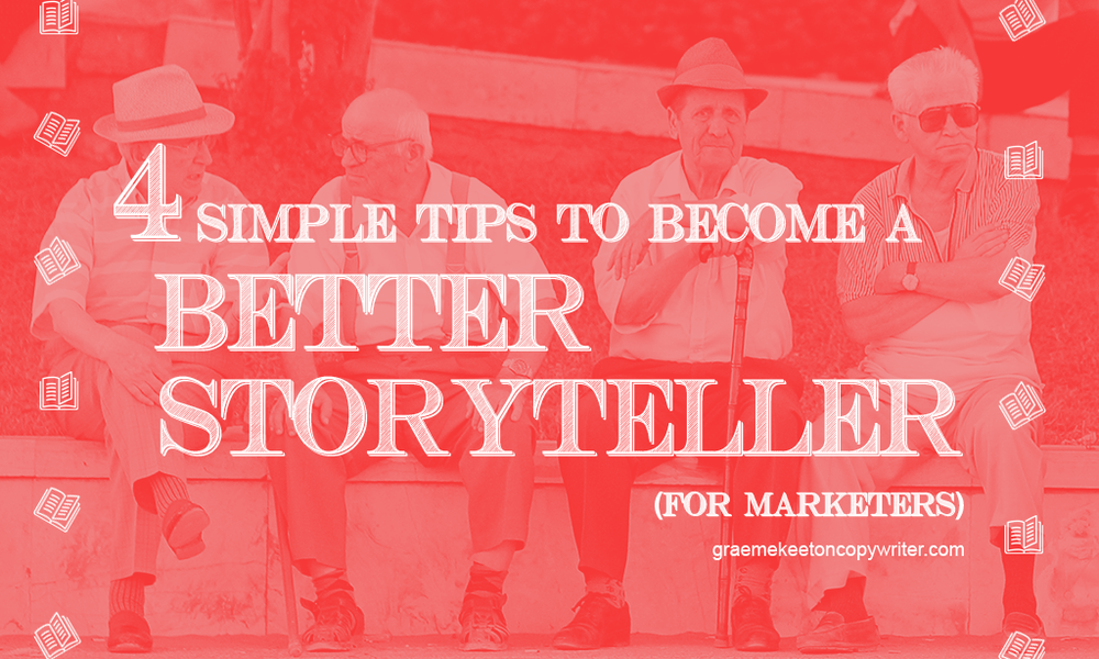 Storyteller GKC