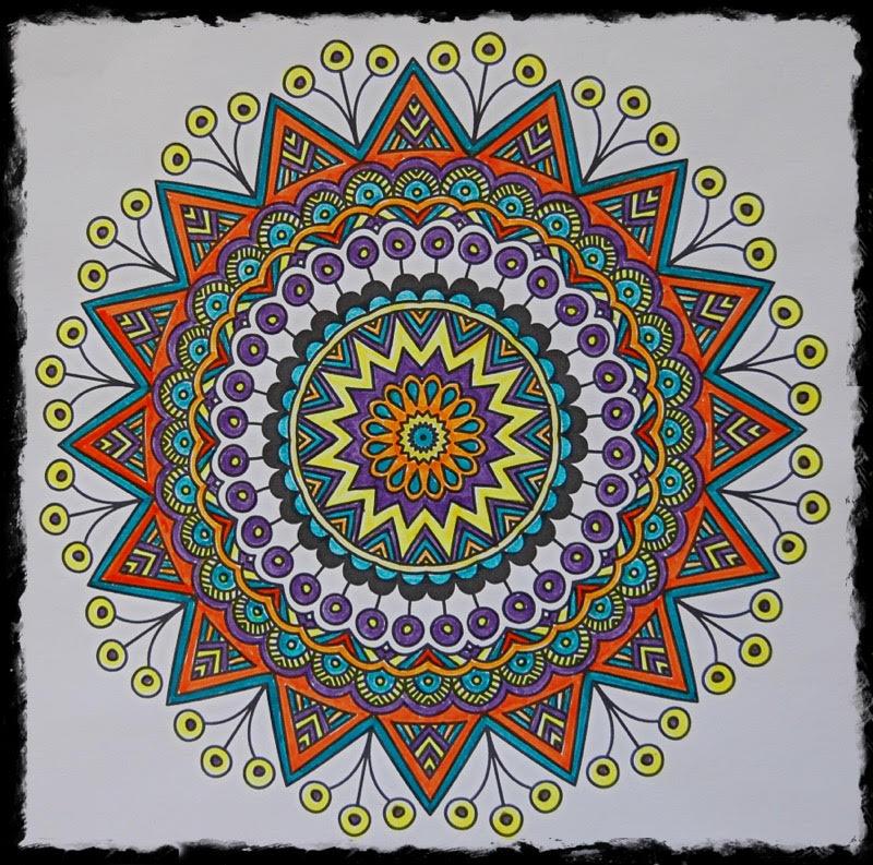 ornate mandala s