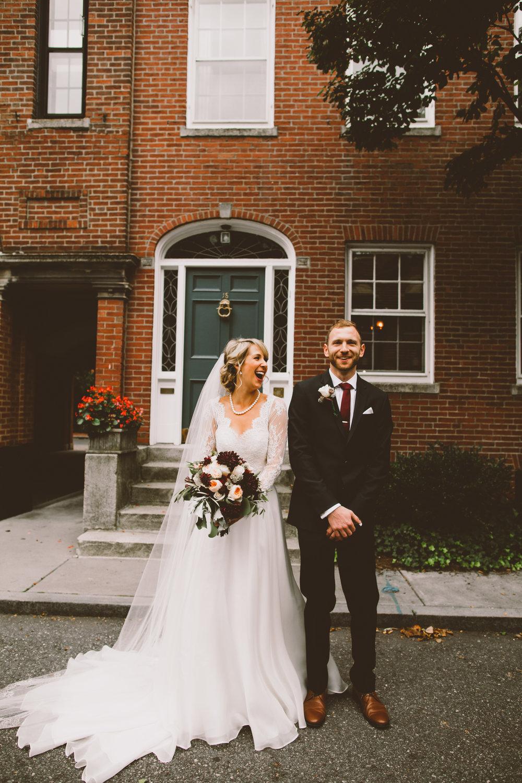The Liberty Hotel Wedding Boston - Tida Svy www.tidasvy.com