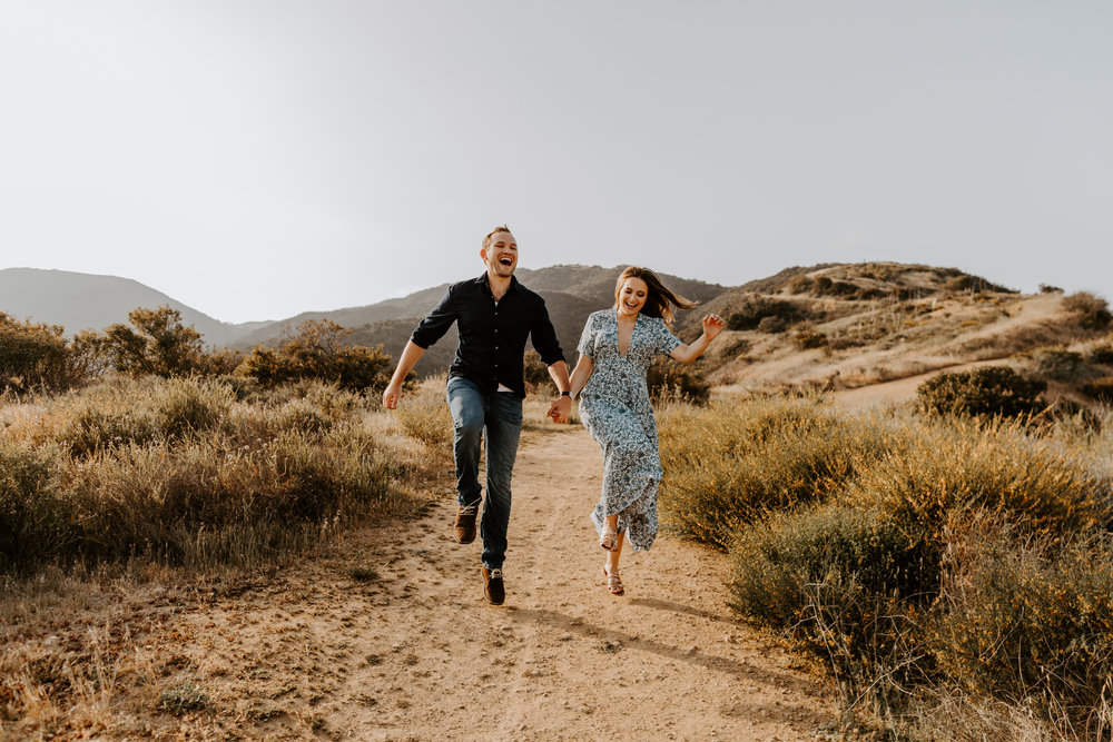 Malibu Engagement | Los Angeles Wedding Photographer | Tida Svy | www.tidasvy.com