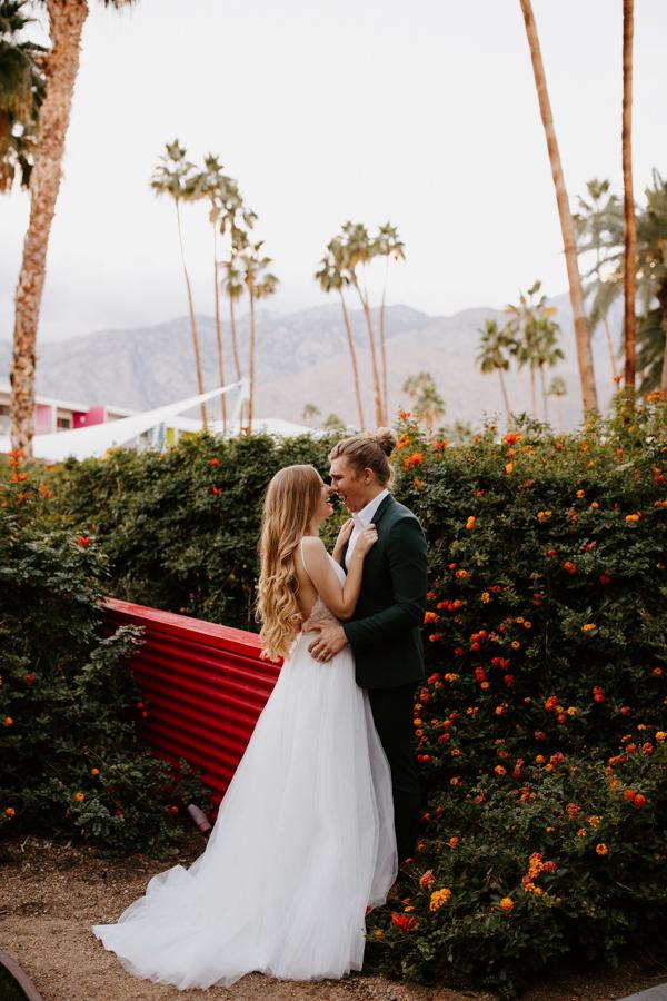 The Saguaro Hotel Wedding | Palm Springs Wedding Photographer | Los Angeles Wedding Photographer | Tida Svy | www.tidasvy.com