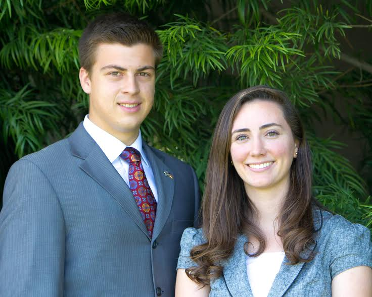 Andrew and Sarah Brown   The Browns will be with us for our Missions Conference, April 26th-30th!