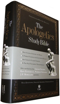Apologetics Study Bible now digital.