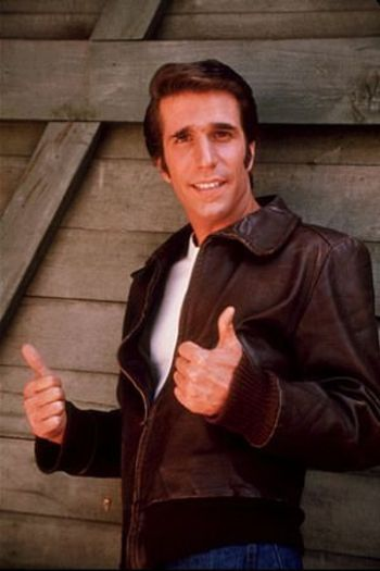 Fonzie-More Cool Stuff.