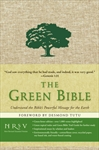 The Green Bible, NRSV, book review