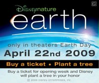 Disneynature's Earth coming April 22, 2009.