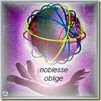 Noblesse Oblige award.